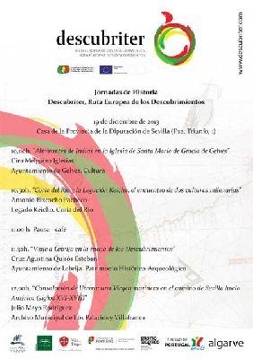 Jornadas Descubriter en la Casa de la Provincia de Sevilla
