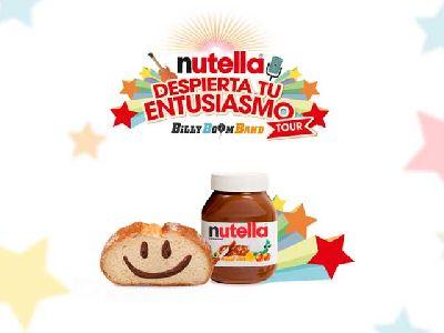 Nutella Despierta tu entusiasmo Tour en Sevilla
