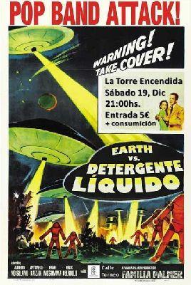 Concierto: Detergente Líquido en La Torre Encendida Sevilla