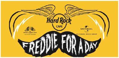 Día Freddie Mercury en el Hard Rock Café de Sevilla