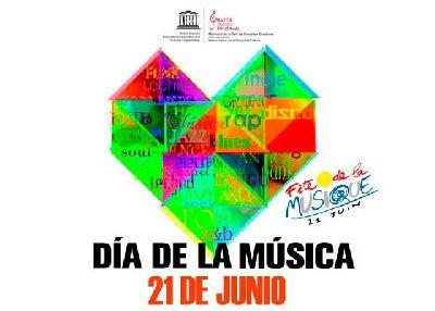 Conciertos del Día Europeo de la Música 2015 en Sevilla