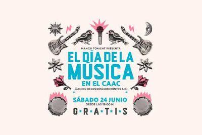 Conciertos: Día de la música 2017 en el CAAC Sevilla
