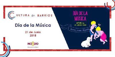 Conciertos del Día de la Música 2018 en Sevilla