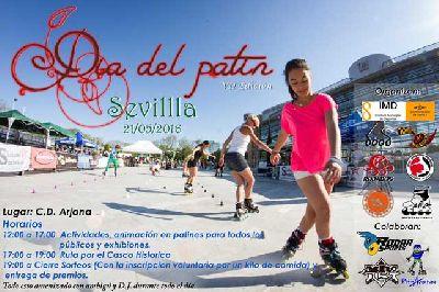 VII Día del patín en Sevilla 2016