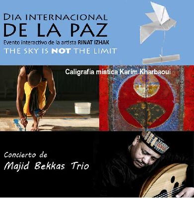 Día de la Paz 2013 en la Fundación Tres Culturas de Sevilla