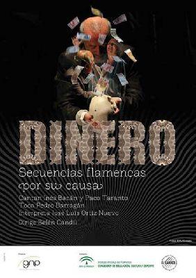 Flamenco: Dinero. Secuencias flamencas en el Teatro Quintero