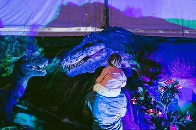 Foto de la exposición Dinosaurs Tour