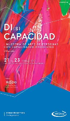 Exposición: Di(s)capacidad en el Centro Cívico Alcosa de Sevilla