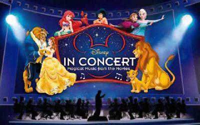 Concierto: Disney in Concert por la ROSS en Fibes Sevilla 2018