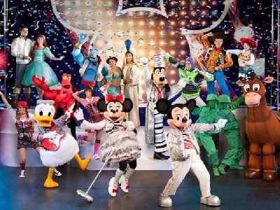 Disney Live! Mickey's Music Festival en Sevilla 2015