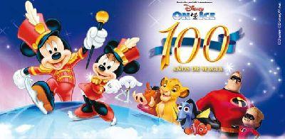 Disney On Ice 100 Años de Magia en Sevilla