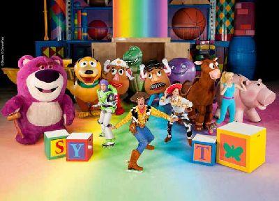 Disney On Ice - Mundos encantados en Sevilla 2016