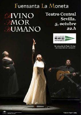 Flamenco: Divino Amor Humano en el Teatro Central Sevilla