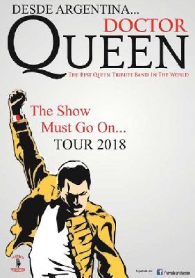 Concierto: Doctor Queen en Custom Sevilla 2018