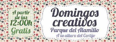 Domingos Creativos en el parque del Alamillo de Sevilla