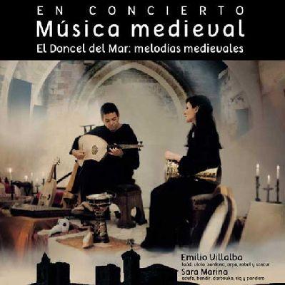 Concierto: El doncel del mar en Casa Tomada Sevilla (noviembre 2014)