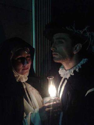Don Juan Tenorio, Amor y Muerte en el Cementerio de San Fernando