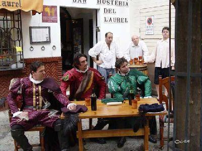 Teatro: Don Juan en la Hostería del Laurel de Sevilla