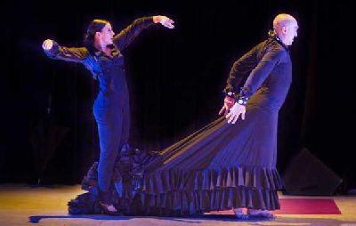 Títeres y flamenco en La Carpa - Espacio Artístico