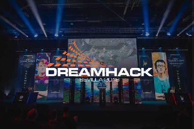 DreamHack Sevilla 2018 en Fibes Sevilla