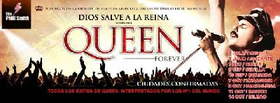 Concierto: God Save The Queen DSR en Sevilla Forever Queen 2016