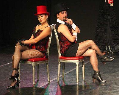 Teatro: Dudual News en las Noches de la Buhaira Sevilla 2013
