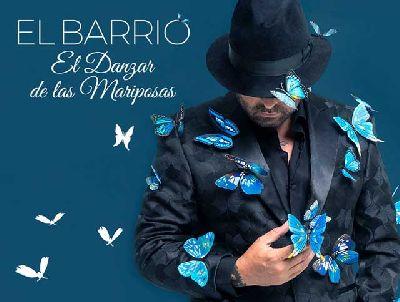 Imagen promocional de José Luis Figuereo Franco El Barrio del disco El danzar de las mariposas