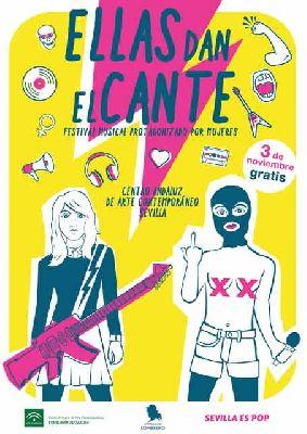 Concierto: Ellas dan el cante en el CAAC Sevilla