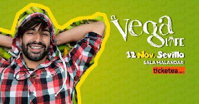 Concierto: El Vega Life en Malandar Sevilla