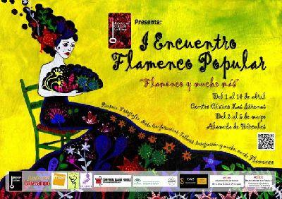 I Encuentro Flamenco Popular en Sevilla