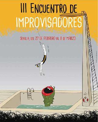 Teatro: III Encuentro de Improvisadores de Sevilla 2015