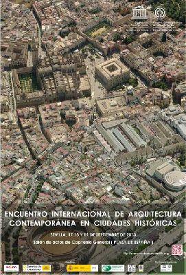 Encuentro de arquitectura de la Unesco en Sevilla 2013
