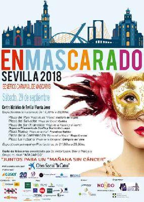 Enmascarado 2018 en Sevilla