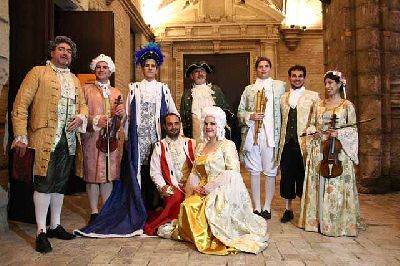 Concierto: música sacra del barroco en la Sala Turina de Sevilla