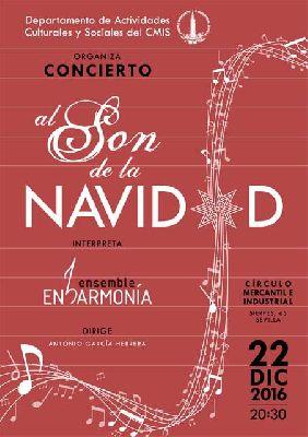 Concierto: Ensemble Enharmonía en el Círculo Mercantil de Sevilla