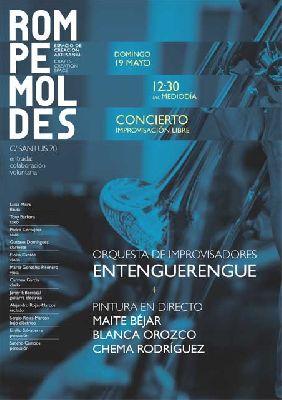 Concierto: Entenguerengue en Rompemoldes Sevilla