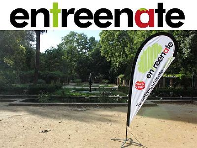 Entrenamientos gratuitos Entreenate 4x4 en Sevilla