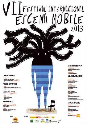 VII Festival Internacional Escena Mobile 2013 Sevilla