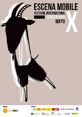 X Festival Internacional Escena Mobile 2016 Sevilla