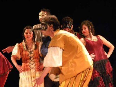 Teatro: Teatrix 2013 (muestra de Viento Sur Teatro)