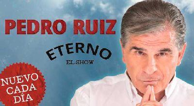 Teatro: Eterno de Pedro Ruiz en el Teatro Quintero de Sevilla