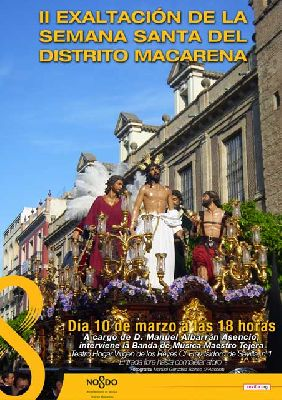II Exaltación de la Semana Santa del Distrito Macarena