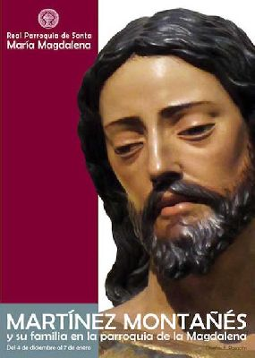 Exposición: Martínez Montañés y su familia en la iglesia de la Magdalena Sevilla