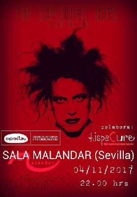 Concierto: The Exploding Boys en Malandar Sevilla 2017