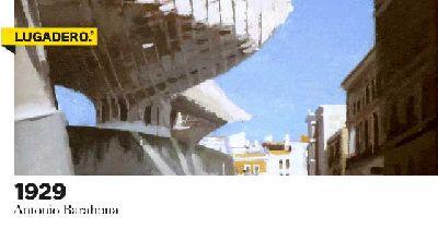 Exposición: 1929: Paisismo contemporáneo en Lugadero Sevilla