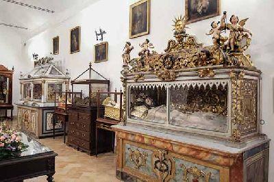 Cartel de la exposición 500 años de oración - Monasterio de Santa María de Jesús