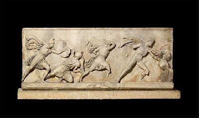 Exposición: ¡Agón! La competición en la antigua Grecia en CaixaForum Sevilla