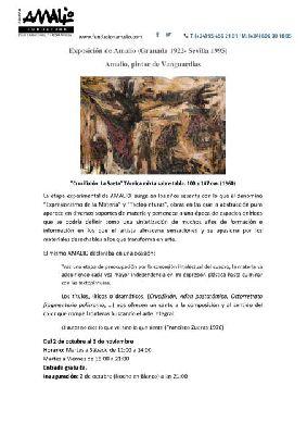 Exposición: Amalio, pintor de vanguardias en Fundación Amalio Sevilla