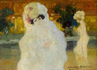 Exposición: Anglada-Camarasa (1871-1959) en CaixaForum Sevilla