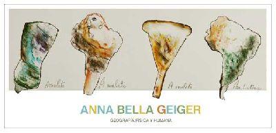 Exposición: Anna Bella Geiger en el CAAC de Sevilla